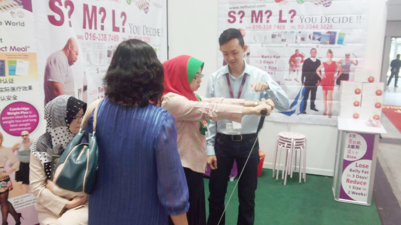 2014 CWP Medical Mobile Clinic In SE Asian Healthcare Show